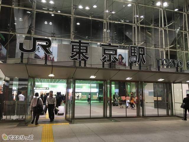 JR東京駅日本橋口