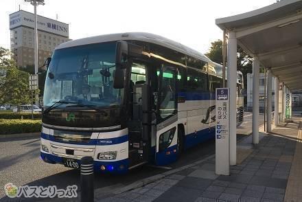 魅力無い茨城にもオサレカフェがあった! JRバス関東「ひたち号」で日立駅の絶景カフェへ!