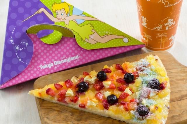 ティンカーベリーピザ (c)Disney