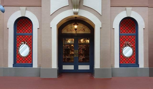 タウンセンターファッション (c)Disney