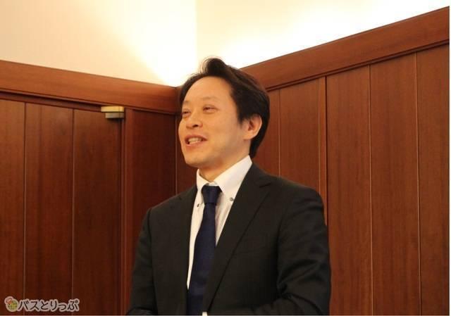 WILLER EXPRESS JAPAN株式会社 代表取締役 平山幸司氏
