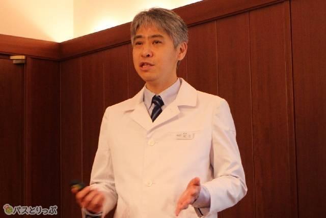 東京銀座クリニック院長 医学博士 和久正明氏