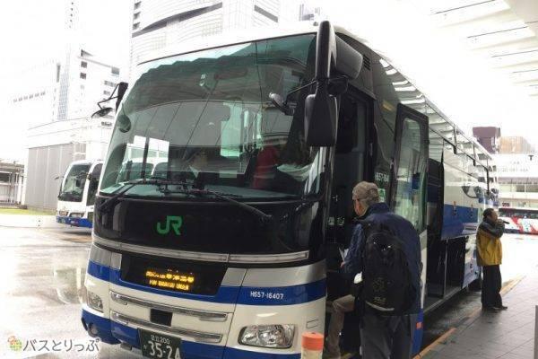 伊香保温泉、草津温泉まで直行するJRバス関東
