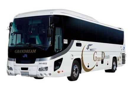 西日本JRバス 土曜・休日に限り「北陸道グラン昼特急号」大阪・京都〜和倉温泉便を運行開始! セレモニーを3/17より開催