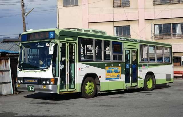 C766  いすゞU-LV324L改 1995年
