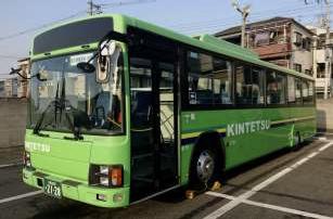 学生送迎車(日野)