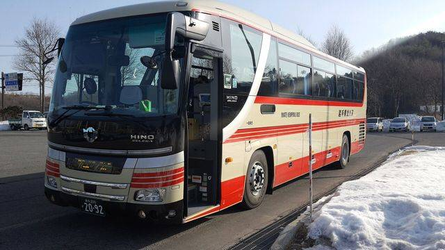 久慈からバスで盛岡へ