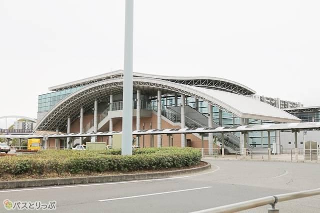 東静岡駅南口 外観