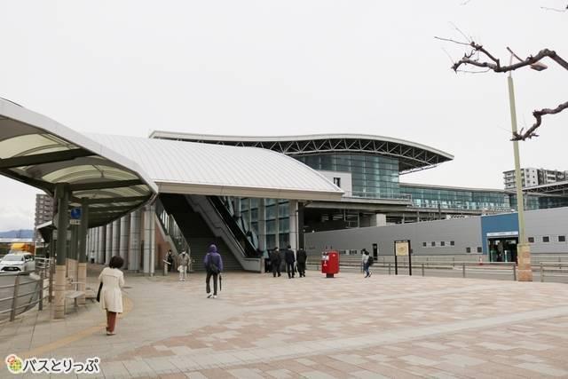 東静岡駅南口