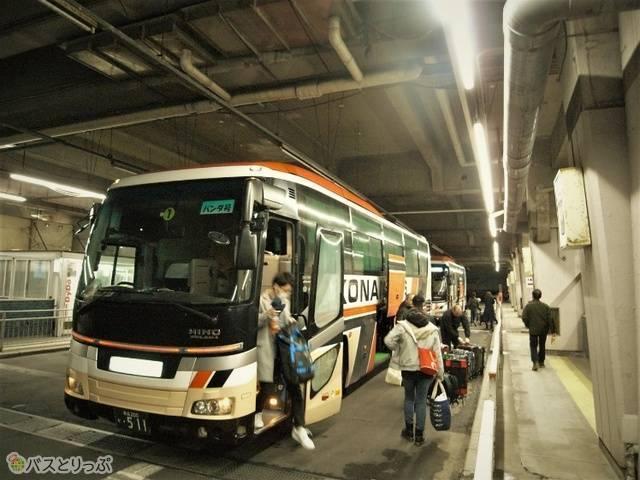 弘前バスターミナル