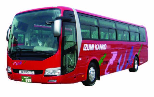 泉観光バス NETWORK821便
