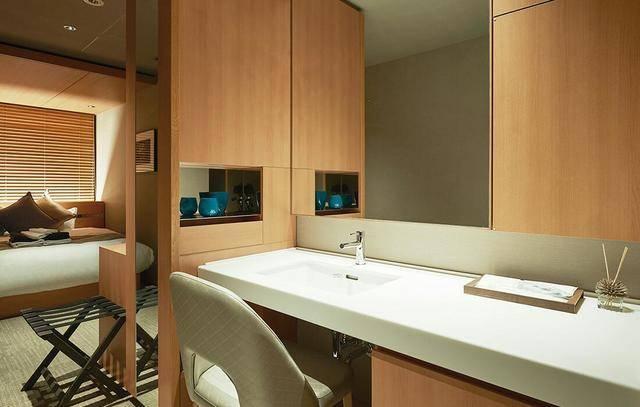 広々とした洗面スペース(画像提供:ファーストキャビン様)