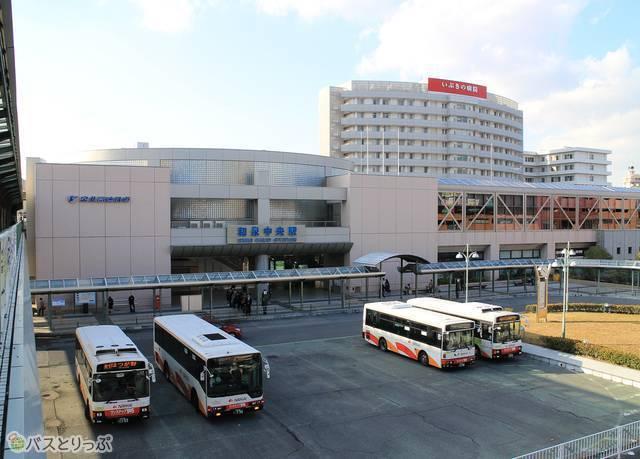 泉北高速鉄道 和泉中央駅