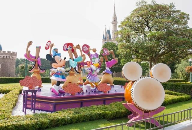 フォトロケーション(c)Disney
