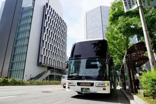さよなら会の終着点大阪駅