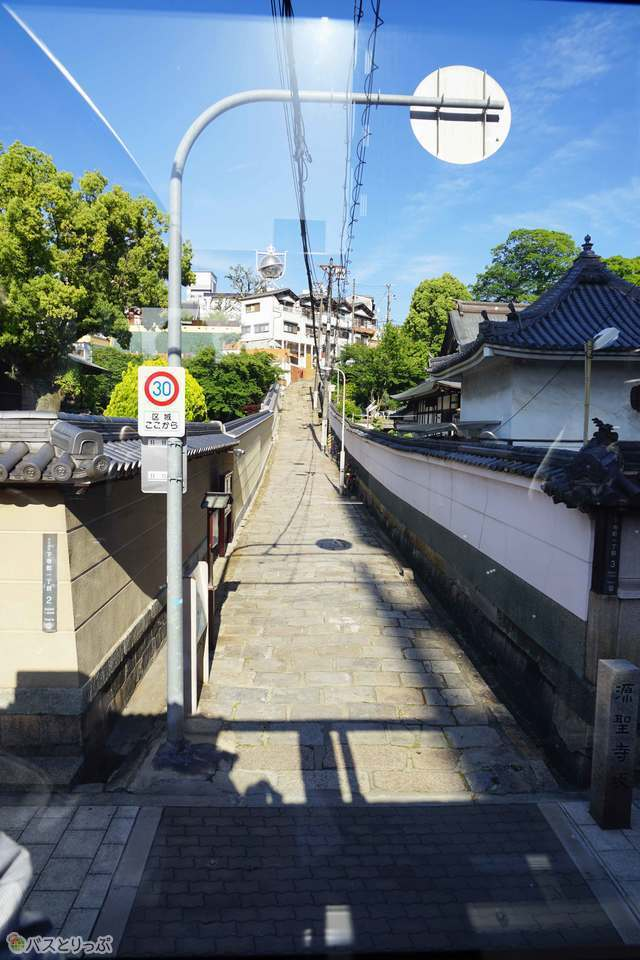 寺町は他とはちょっと違う大阪の顔が垣間見えるエリアです