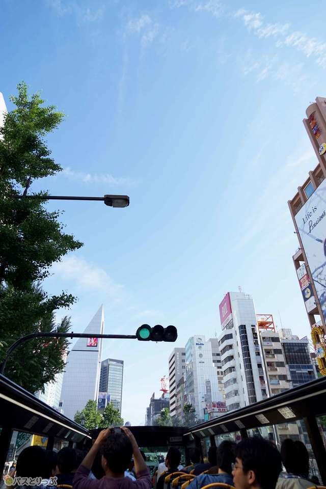 大阪御堂筋を南へ