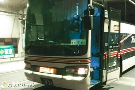 東北急行バスの3列独立シート「TOKYOサンライズ」は乗車地・下車地が多くて便利! 山形~東京をリーズナブルに移動