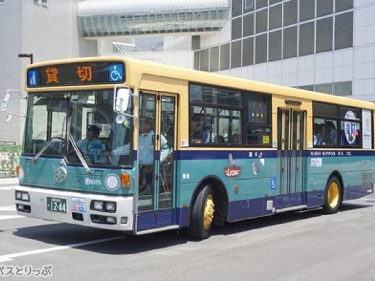 西鉄バス吉塚自動車営業所 - JapaneseClass.jp