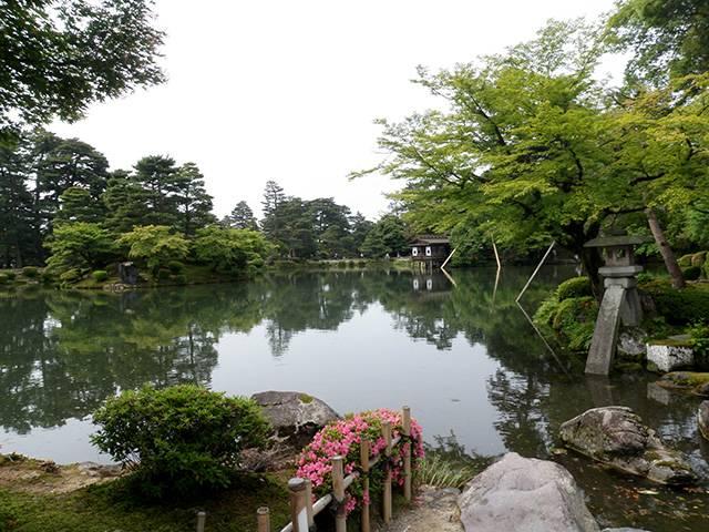 兼六園(金沢名所で遊ぶ)