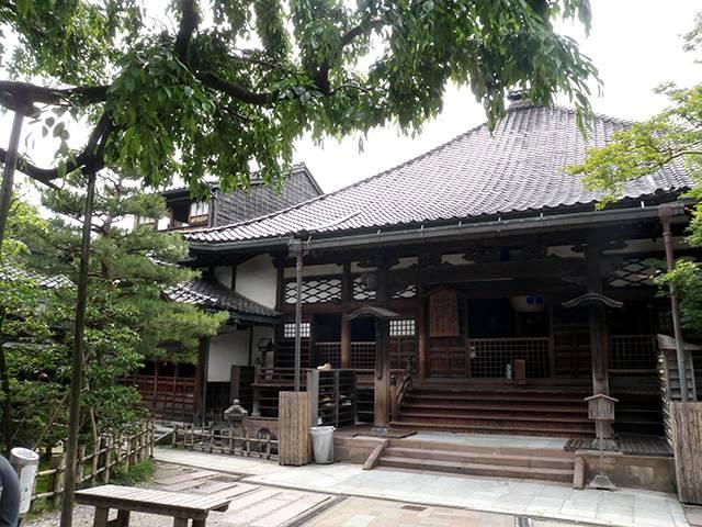 妙立寺・忍者寺(金沢名所で遊ぶ)