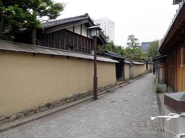 長町武家屋敷跡(金沢名所で遊ぶ)