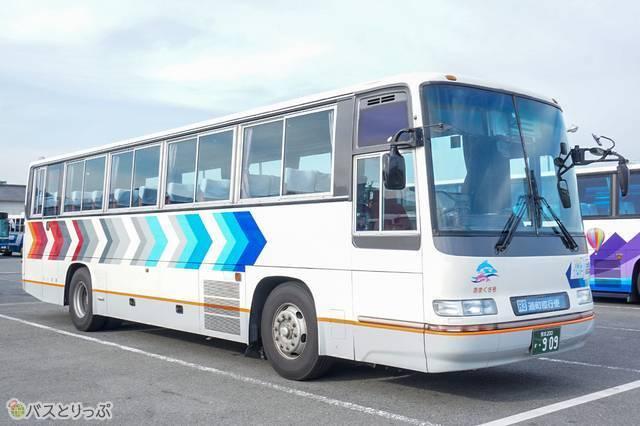 九州産交バスの車両3
