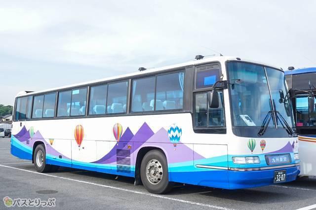 九州産交バスの車両2