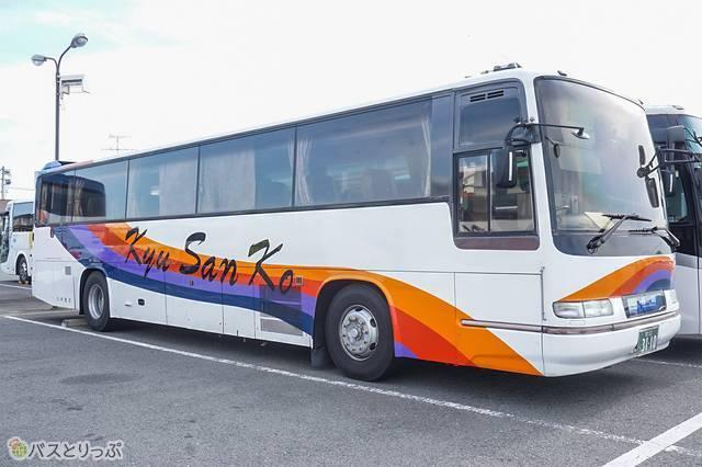 高速バス車両