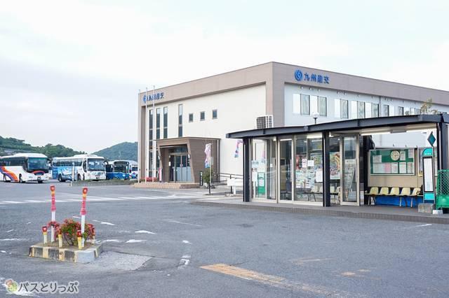 九州産交バス本社