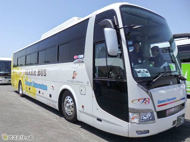 大阪バス ハイデッカー空港リムジンバス