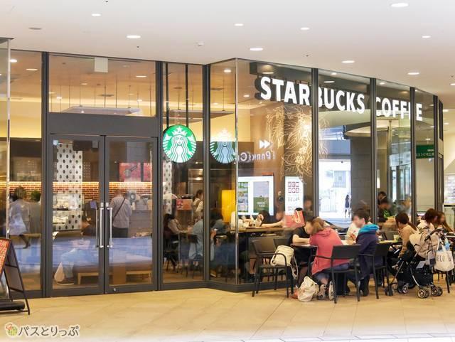 スターバックスコーヒー なんばパークス店