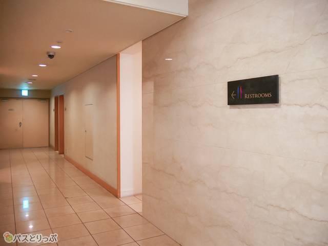 スイスホテル南海大阪 5F