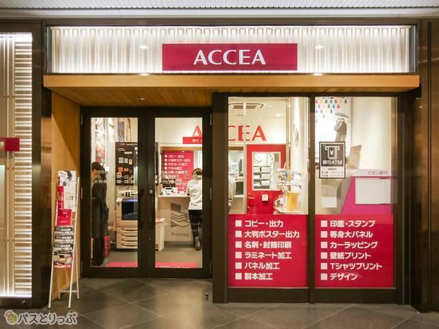 ACCEA 入口