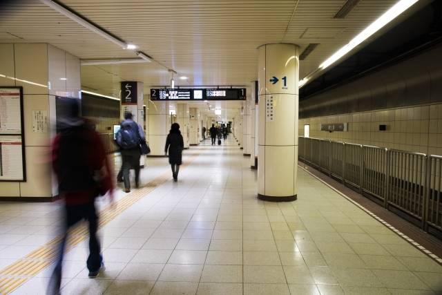 福岡市地下鉄 博多駅
