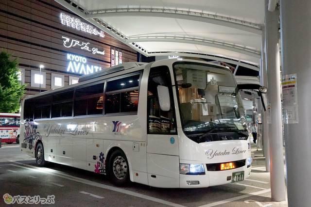 ユタカライナー 関西~九州3号車