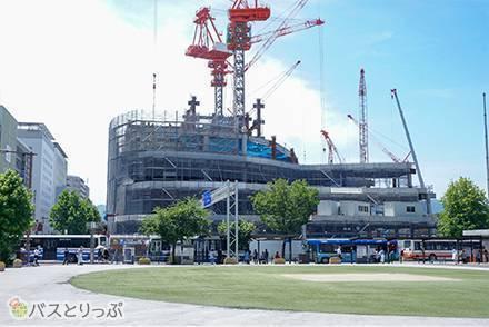 熊本交通センター・熊本駅バスターミナル徹底ガイド! アクセス方法&周辺のコンビニ・コインロッカー・待合室はどこ?