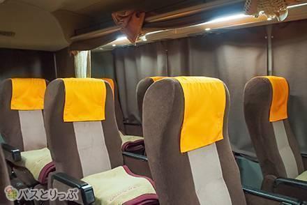 八王子から大阪・京都方面へ行くなら…西東京バスの3列独立シート「ツインクル号」乗車記! 乗り心地や設備・サービスは?