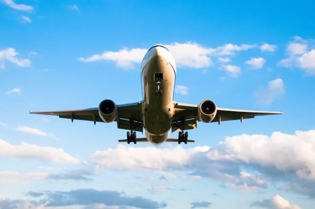 飛行機 イメージ画像