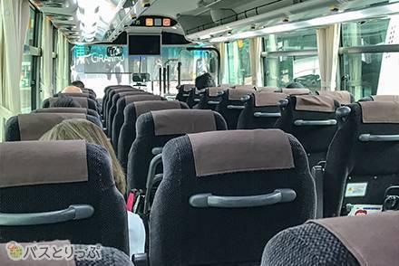 JR常磐線のグリーン車感覚で割安に移動可能! JRバス関東「みと号」高速バス乗車記~4列シート・無料Wi-Fi・トイレ付