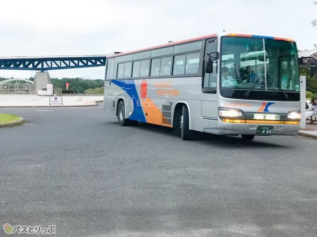 「勝田・東海線」高速バス車両