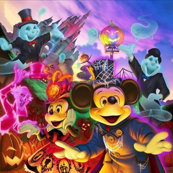 ディズニー・ハロウィーン(c)Disney