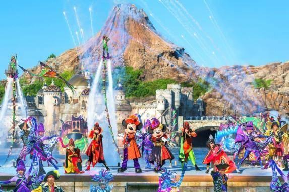 ザ・ヴィランズ・ワールド(c)Disney