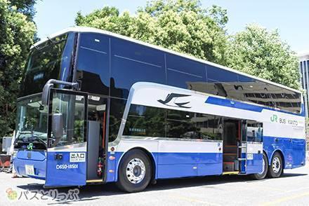 JRバス関東が新型2階建てバス車両お披露目!車内やシートの乗り心地レポ! バスタ新宿~東京ディズニーリゾートで運行開始