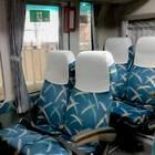 座席はこんな感じでオーソドックスな4列シートタイプ