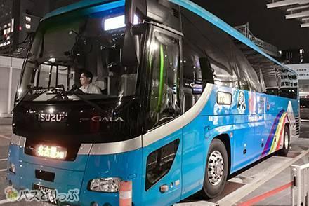 さくら観光「散策バス」に乗ってバスタ新宿から名古屋へ! 広々3列シート+コンセント&Wi-Fi完備の乗り心地は?