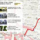 テルマー湯 JR線「新宿駅」東口からのルート