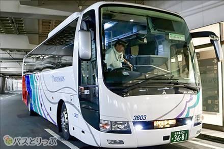 高速バス車内のトイレがゴージャスすぎる! 名鉄バスセンターから名古屋〜飯田線に乗って美肌の湯「昼神温泉」へ