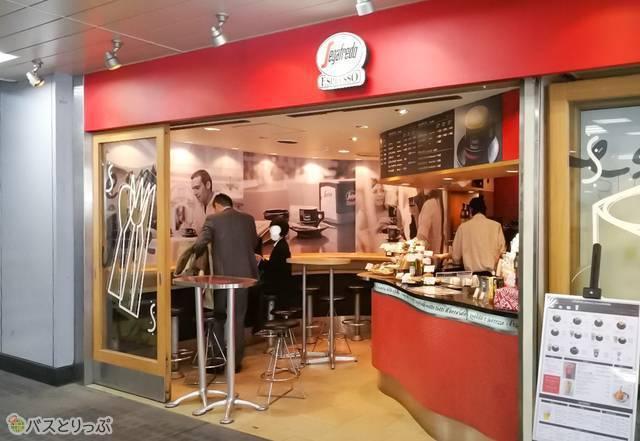 セガフレード・ザネッティ・エスプレッソ 品川店