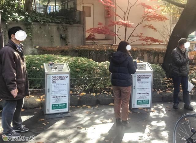 京成上野駅周辺の喫煙所.jpg